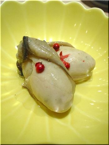 和喜智 オイル漬け牡蠣
