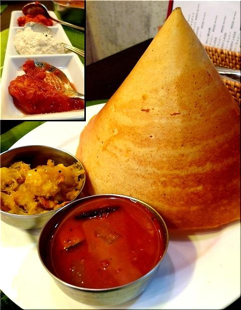 マドラスキッチン マサラドーサ