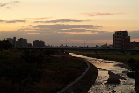 河原の空風景-11