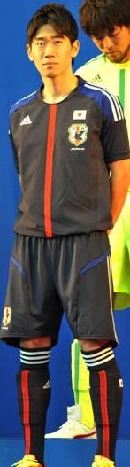 サッカー日本代表ユニフォーム香川真司