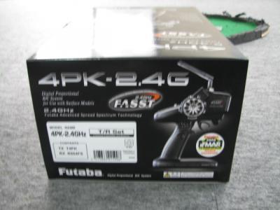フタバ:4PK T、Rセット