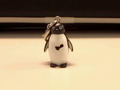 腹黒ペンギン