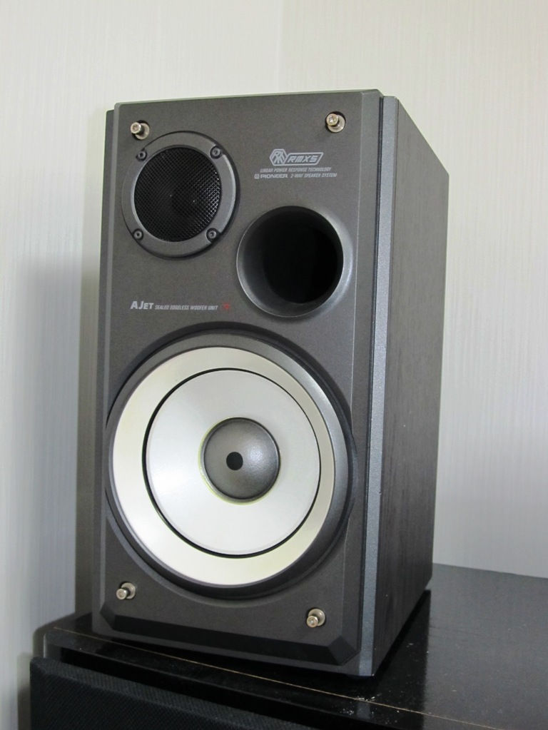 Pioneer製 スピーカー S-R5V-LR