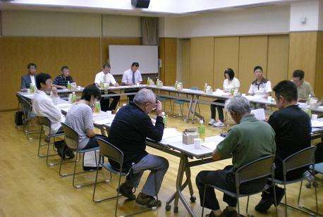 夏休みに親子工作教室開催などを決定した委員会総会