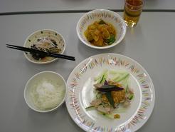 加賀野菜を使った美味しい料理が出来上がりました。