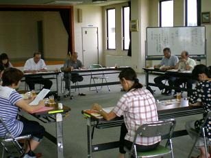 第三回実行委員会で記念式典等の実施を確認