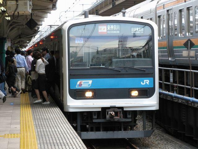209系京浜東北線から引退!? - Reports for the future ~未来への ...