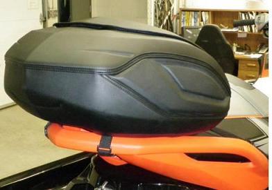 rear seat bag