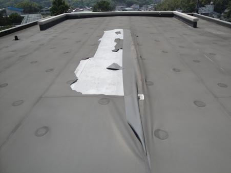 屋根防水補修
