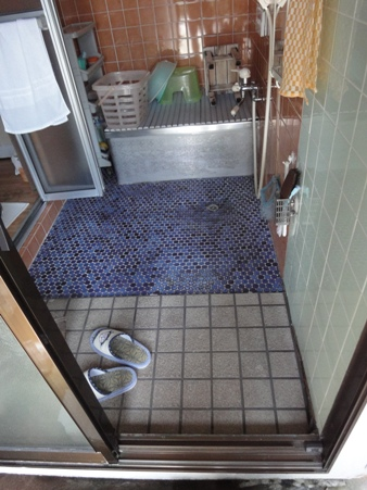 H邸浴室リフォーム