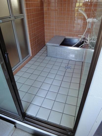 H邸浴室リフォーム~完了