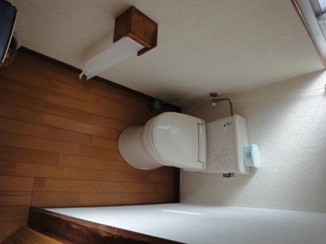 T田邸トイレ リフォーム