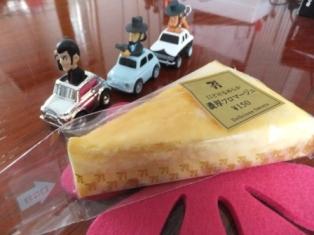 セブンのチーズケーキ