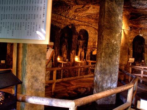 鎌倉長谷寺弁天洞窟4