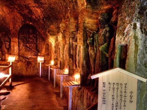 鎌倉長谷寺弁天洞窟5